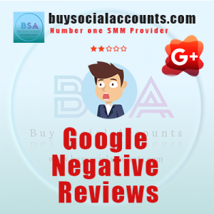 Buy Negative Google Reviews