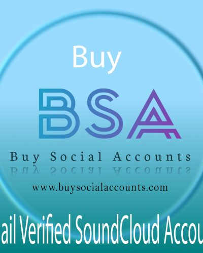 Buy Email Verified SoundCloud Accounts
