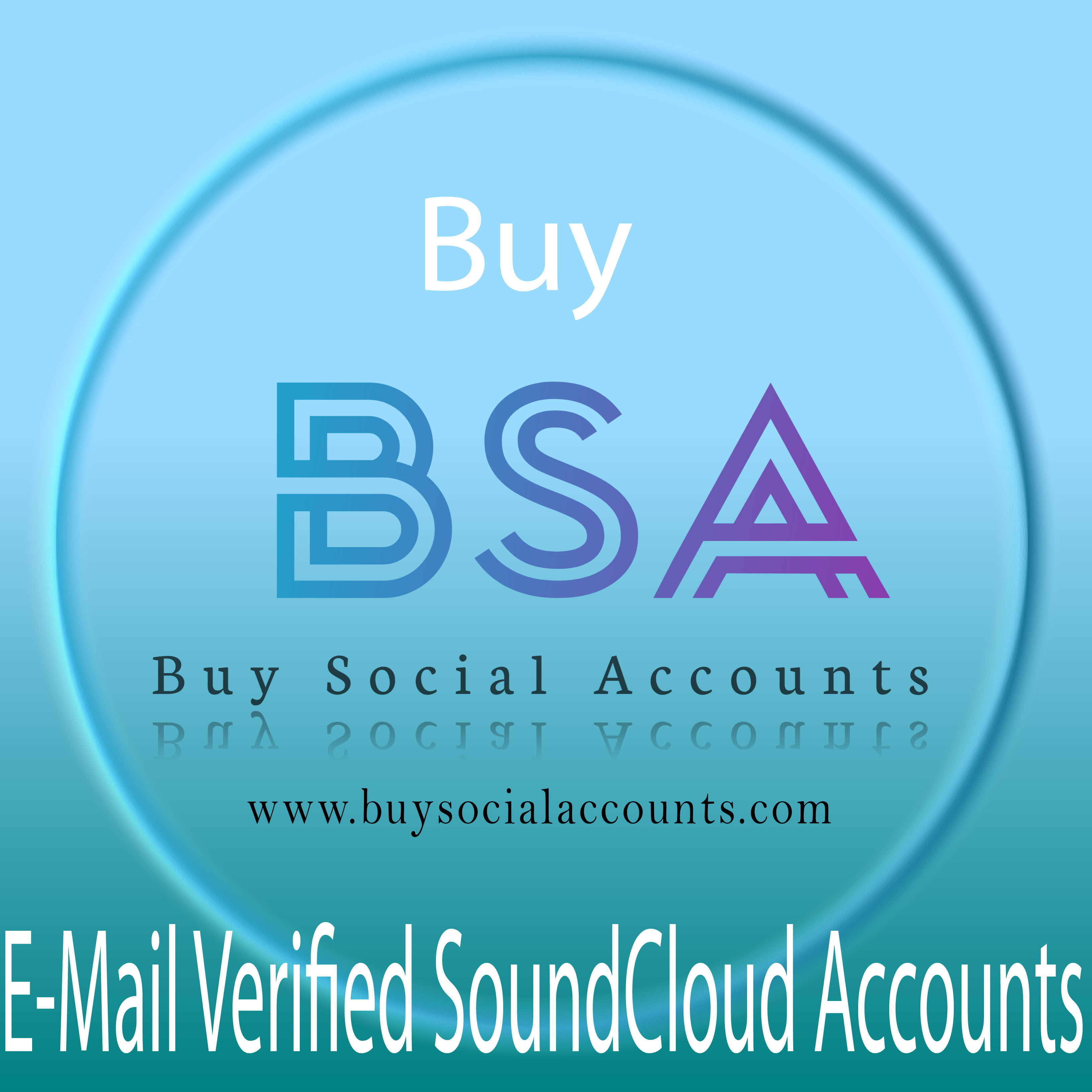 Buy Email Verified SoundCloud Accounts - NoBody Can Give Better